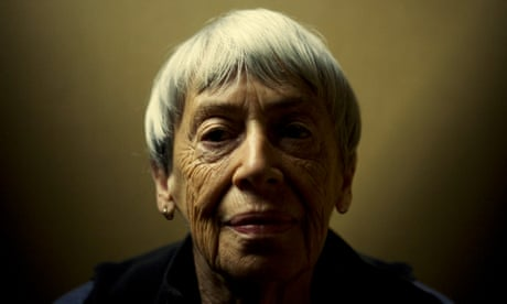 Ursula K Le Guin, by Margaret Atwood: 'One of the literary greats of the 20th century'