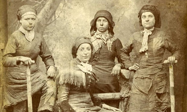 theguardian.com - Helen Pidd - Why 'pit brow lasses' were coal mining's unsung heroines