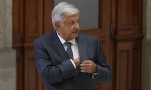 Mexico's president-elect Andres Manuel Lopez Obrado plans to earn less than half of his predecessor's salary.