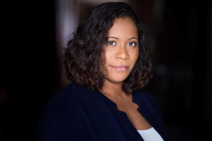 Actor Shareena Clanton, who appears in the Foxtel series Wentworth and recently completed filming for Neighbours.