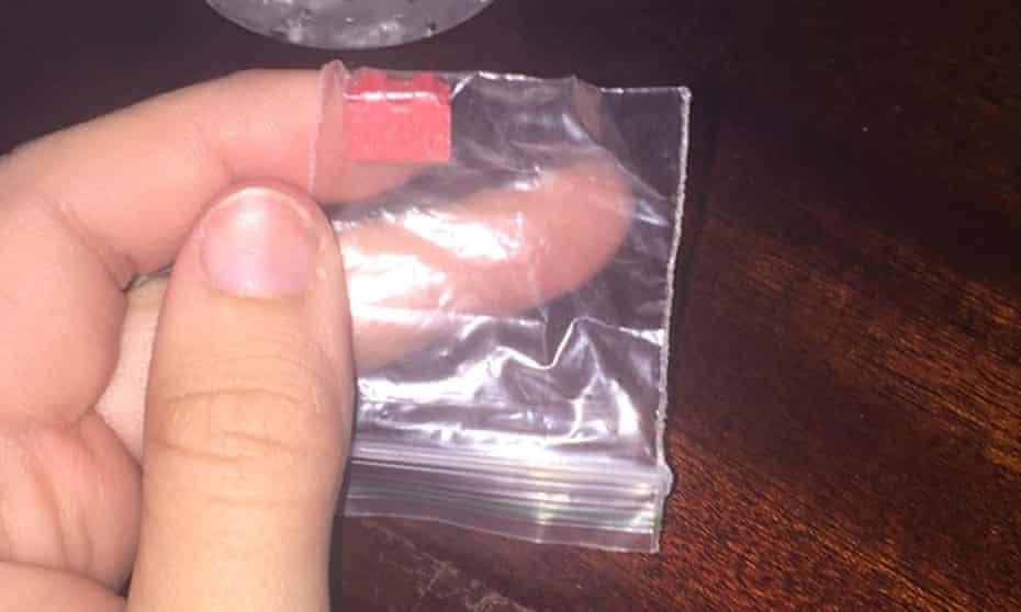 The 'Lego' ecstasy pill