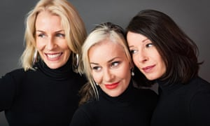 Bananarama in 2017: Sara Dallin, Siobhan Fahey and Keren Woodward.