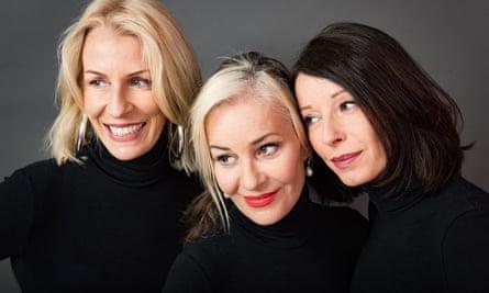 Bananarama in 2017: Sara Dallin, Siobhan Fahey and Keren Woodward.
