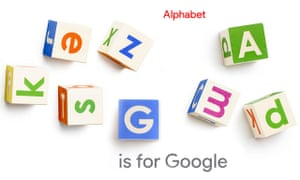 In with the new, out with the old: Alphabet will own Google, as well as all its subsidiaries.