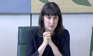 Rachel Reeves, shadow chancellor of the Duchy of Lancaster