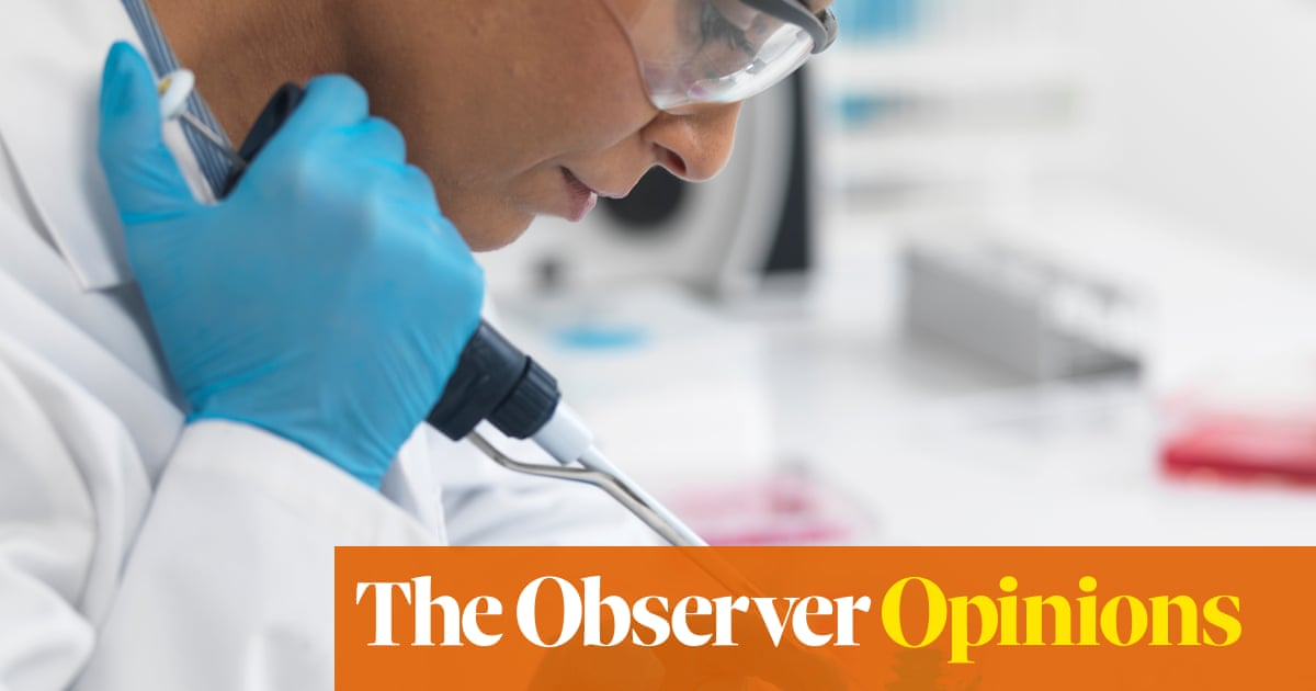 We Need To Use Gene Editing Wisely But Also Embrace Its Vast