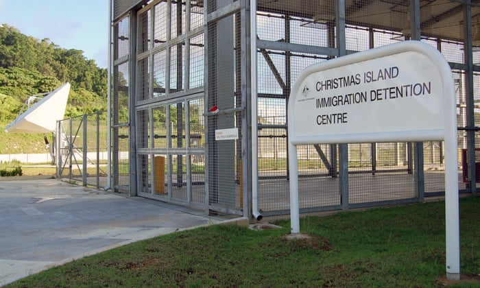 Inside Christmas Island The Australian Detention Centre With Four Asylum Seekers And A 26m Price Tag Christmas Island The Guardian