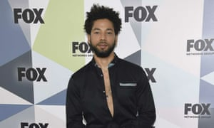 'I come really, really hard against his administration and I don't hold my tongue,' Smollett said of Trump.