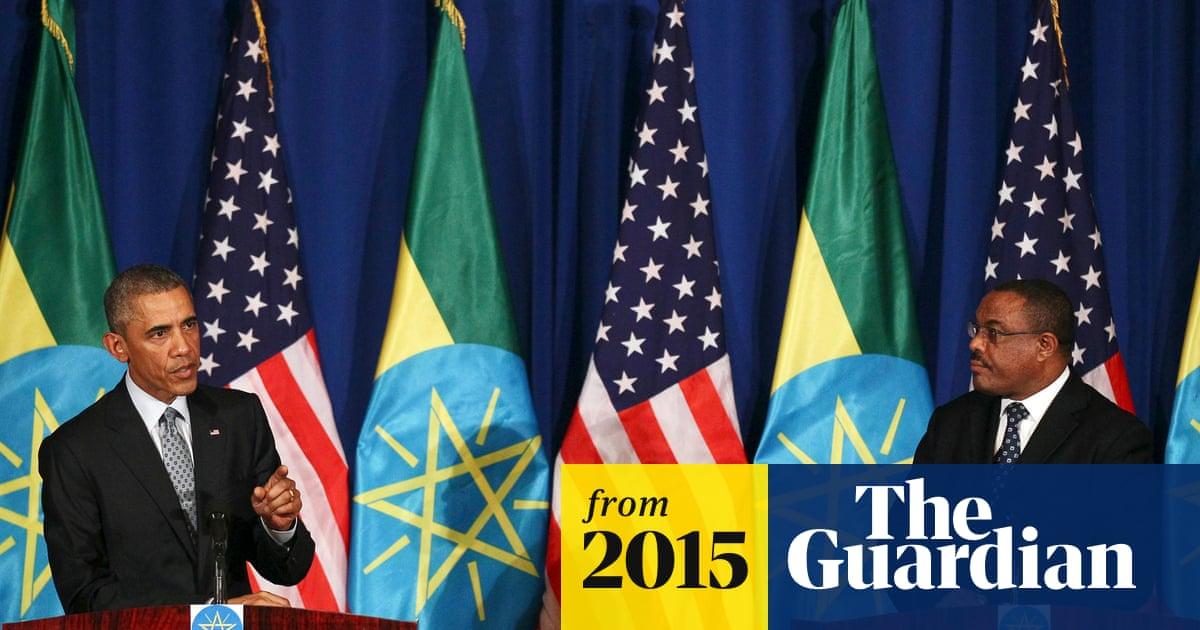 Obama criticised for calling Ethiopia's government