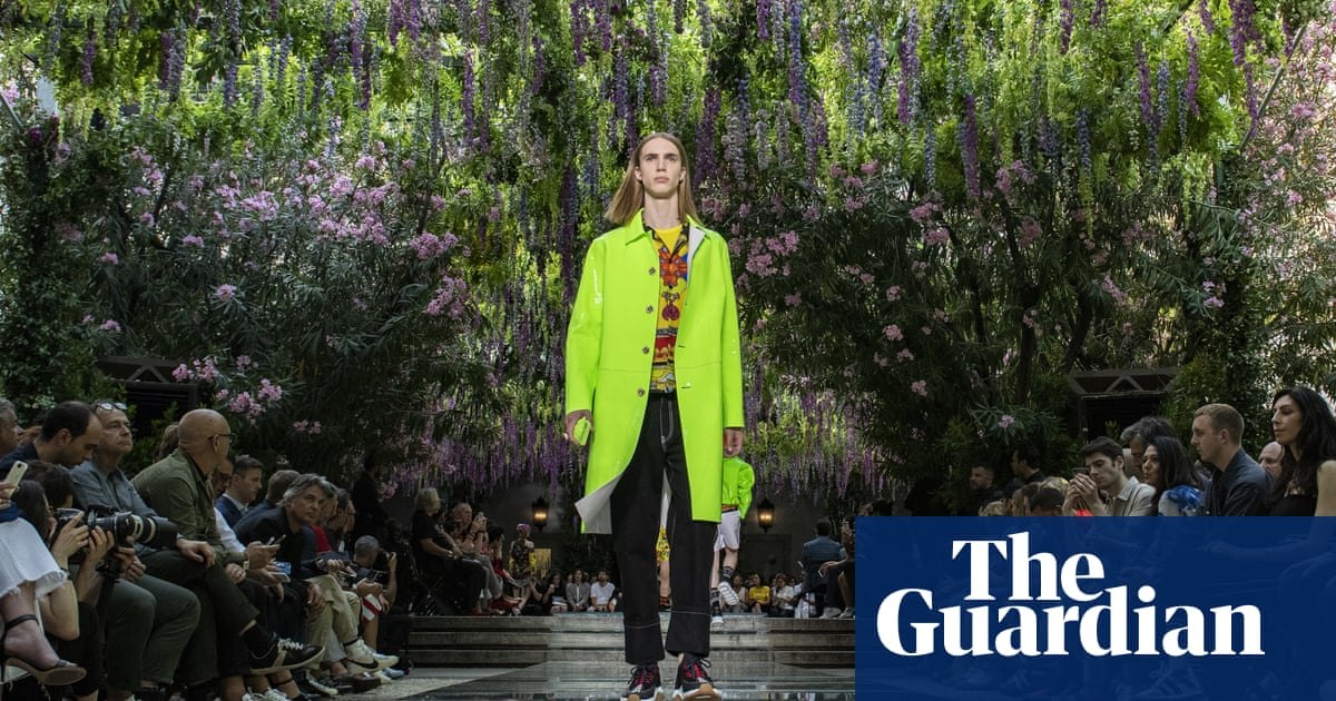 5529ff563537a Spring/summer 2019: the key menswear trends | Fashion | The Guardian