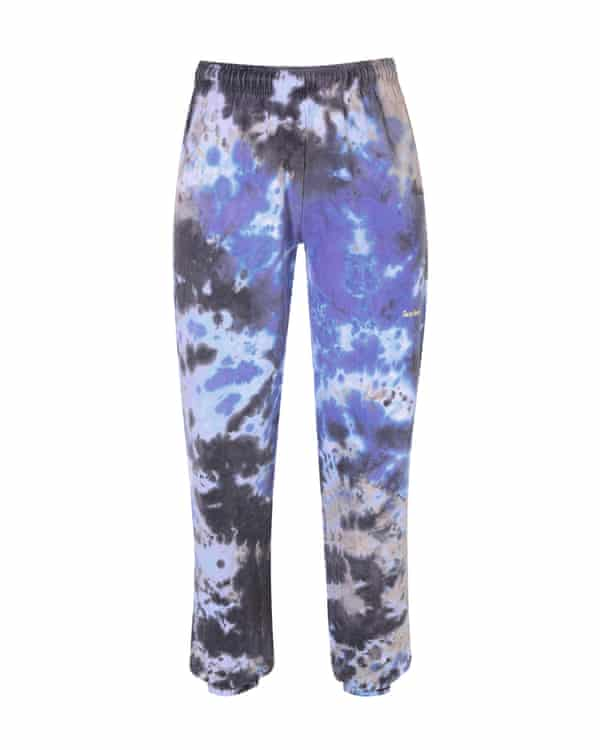 These tie-dye joggers are £44 from Urban Outfitters. You can make your own for much less