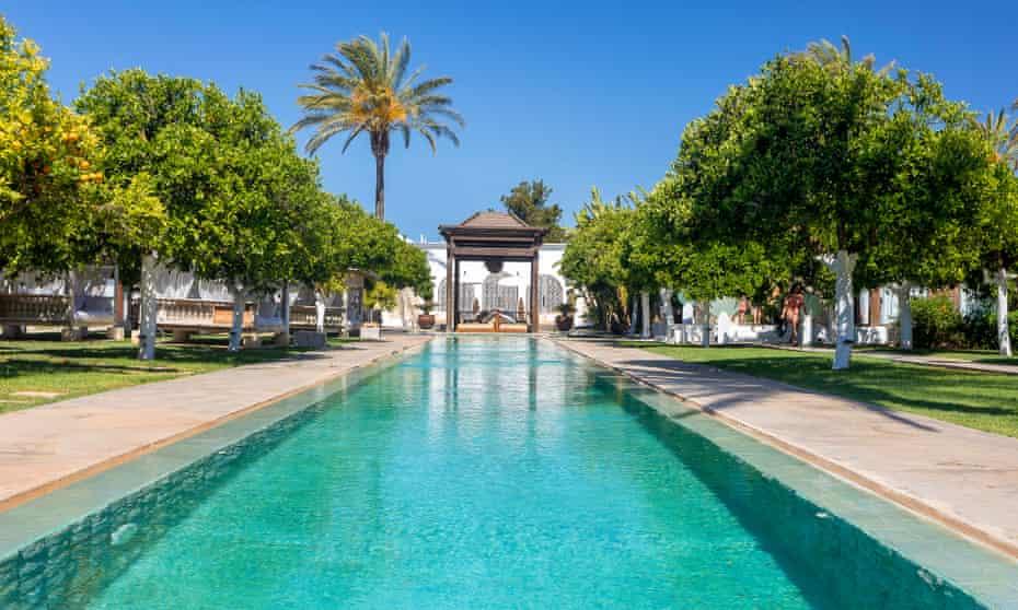 Atzaro Spa Hotel in Ibiza