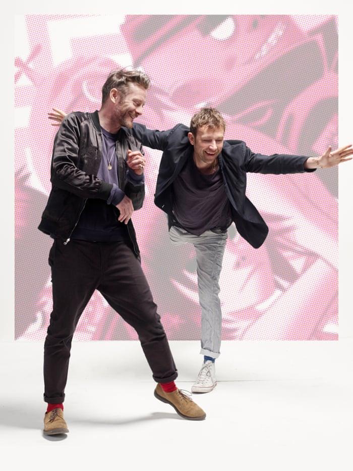Damon Albarn and Jamie Hewlett: 'We fight over everything
