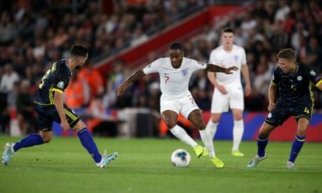 Gareth Southgate praises Raheem Sterling but worried by defensive errors