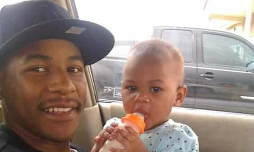 Ricky Ball was 26 at the time of the fatal shooting in October 2015.