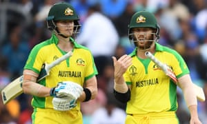 Steve Smith and David Warner have endured a rough ride from crowds after returning to the Australia side following suspension.