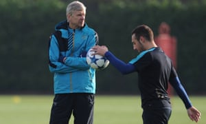 Arsène Wenger prepares his side for Tuesday's Champions League game with Dinamo Zagreb, which could see them drop out at the group stage for the first time since 1999.