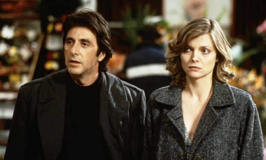 Pfeiffer Al Pacino Frankie and Johnny