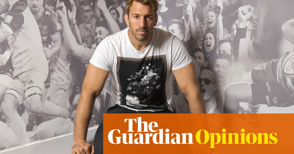 Chris Robshaws career can be measured by the noble manner he handled failures | Andy Bull