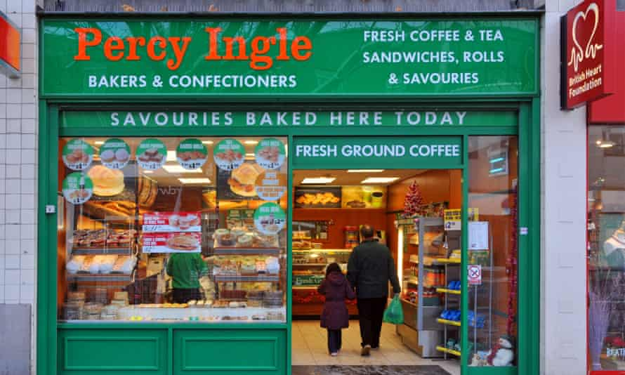 Percy Ingle, famed for its baked goods.