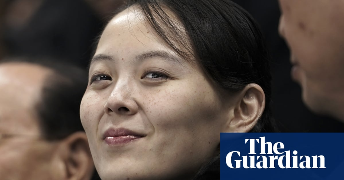 Kim Jong-un's sister says North Korea open to talks with South if Seoul shows 'respect'