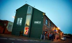 Ernest, Ouseburn, Newcastle