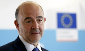 'We are using outdated tools to respond to the challenges of a digitalised, globalised economy,' said Pierre Moscovici, the European commissioner with responsibility for tax.