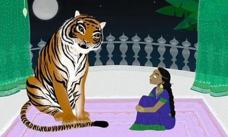 Cinnamon by Neil Gaiman and Divya Srinivasan