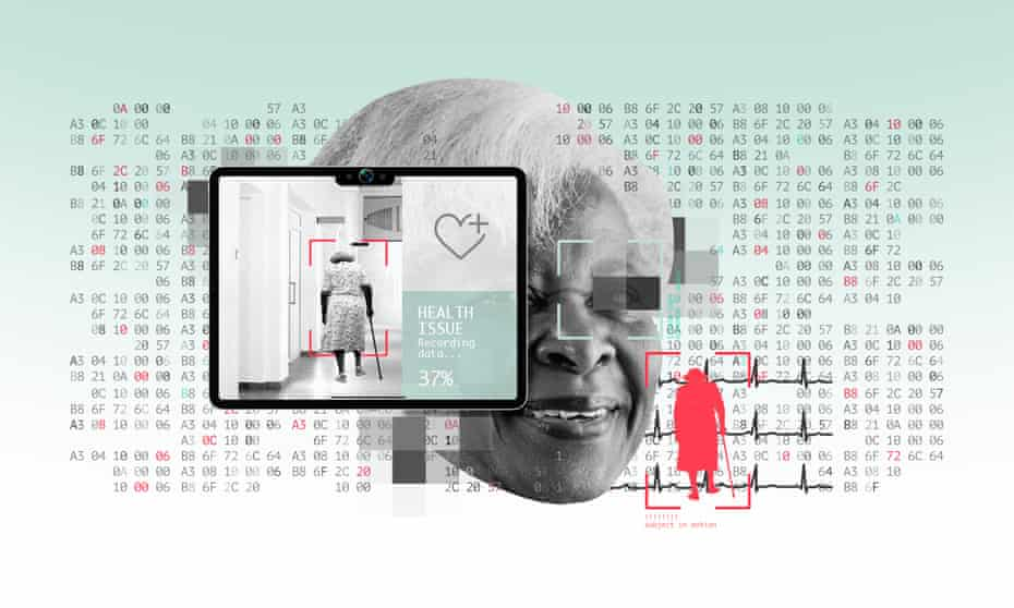 While there are potential benefits of the technology in terms of safety for older people and a reprieve for caregivers, some also worry about its potential harms.