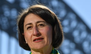 Premier Gladys Berejiklian says her government would like to create a 'medical manufacturing and research industry'.