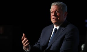 Al Gore: 'We need sustainable capitalism ... to get away from the short-term thinking which is killing us.'