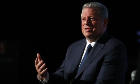 Al Gore: 'The rich have subverted all reason'