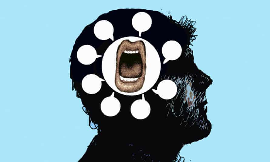 It's all in your head: creative thought appears to depend on internal dialogue