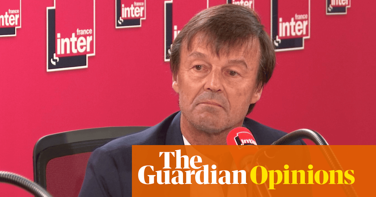 Macron has lost a minister. Has he lost credibility on the environment too? | Pauline Bock