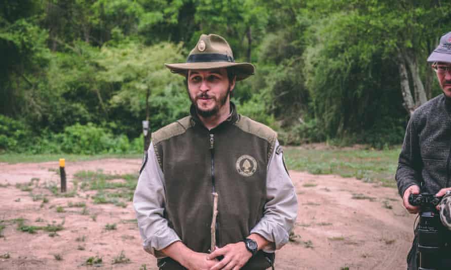 Leonardo Juber, El Impenetrable's superintendent
