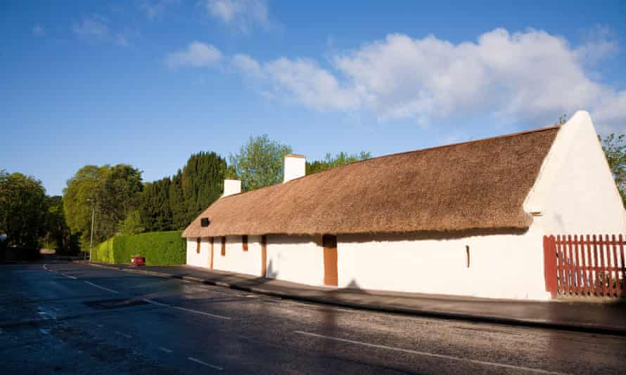 Burns Cottage, Alloway.