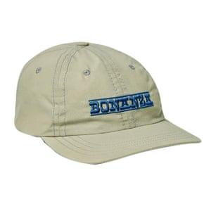 Men's cap, £65, by Pasadena Leisure Club, from mrporter.com.