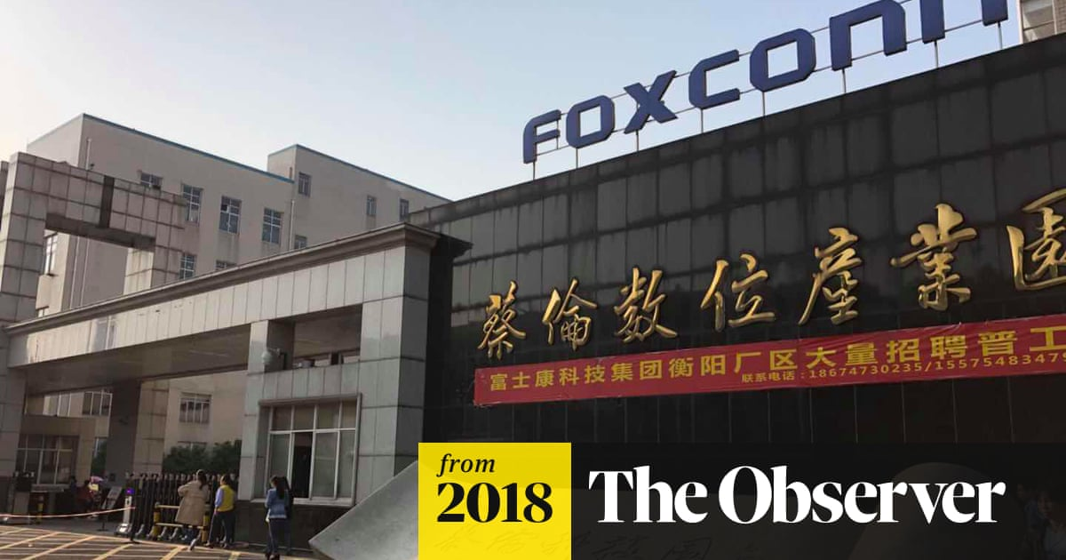 Workers not paid legally by Amazon contractor in China | Technology
