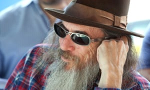 'Exactly the sort of person who would trouble the Neighbourhood Watch' ... Larry Charles.
