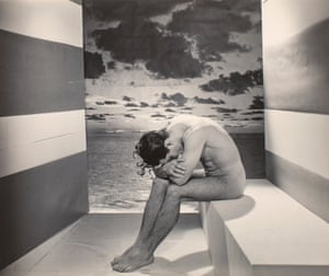 A Forgotten Model, c1937, by George Platt Lynes