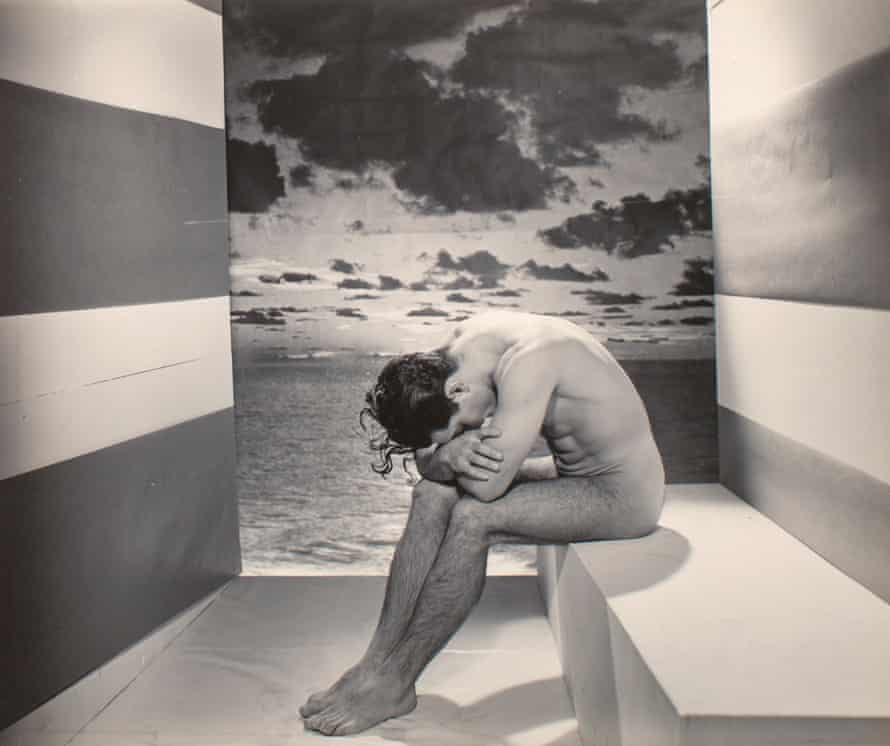 A Forgotten Model, c1937, by George Platt Lynes
