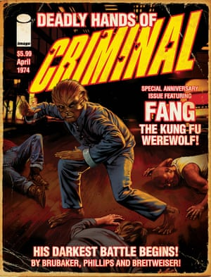 Criminal special issue cover - Press publicity image