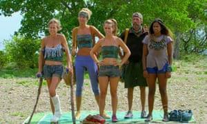 32 seasons in, it's still a vital show … Survivor.