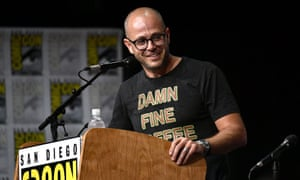 Damon Lindelof: could he be the man to tackle Watchmen?