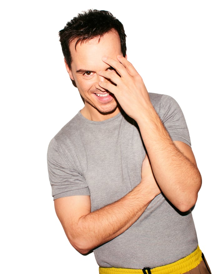 Andrew Scott on being Fleabag's new crush: 'This is