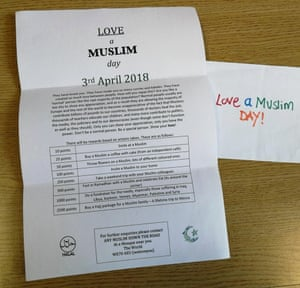 """The """"Love A Muslim Day"""" written by MEND's Shahab Adris"""