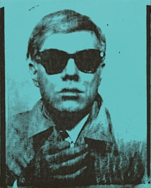 Andy Warhol, Self-Portrait, 1963-64