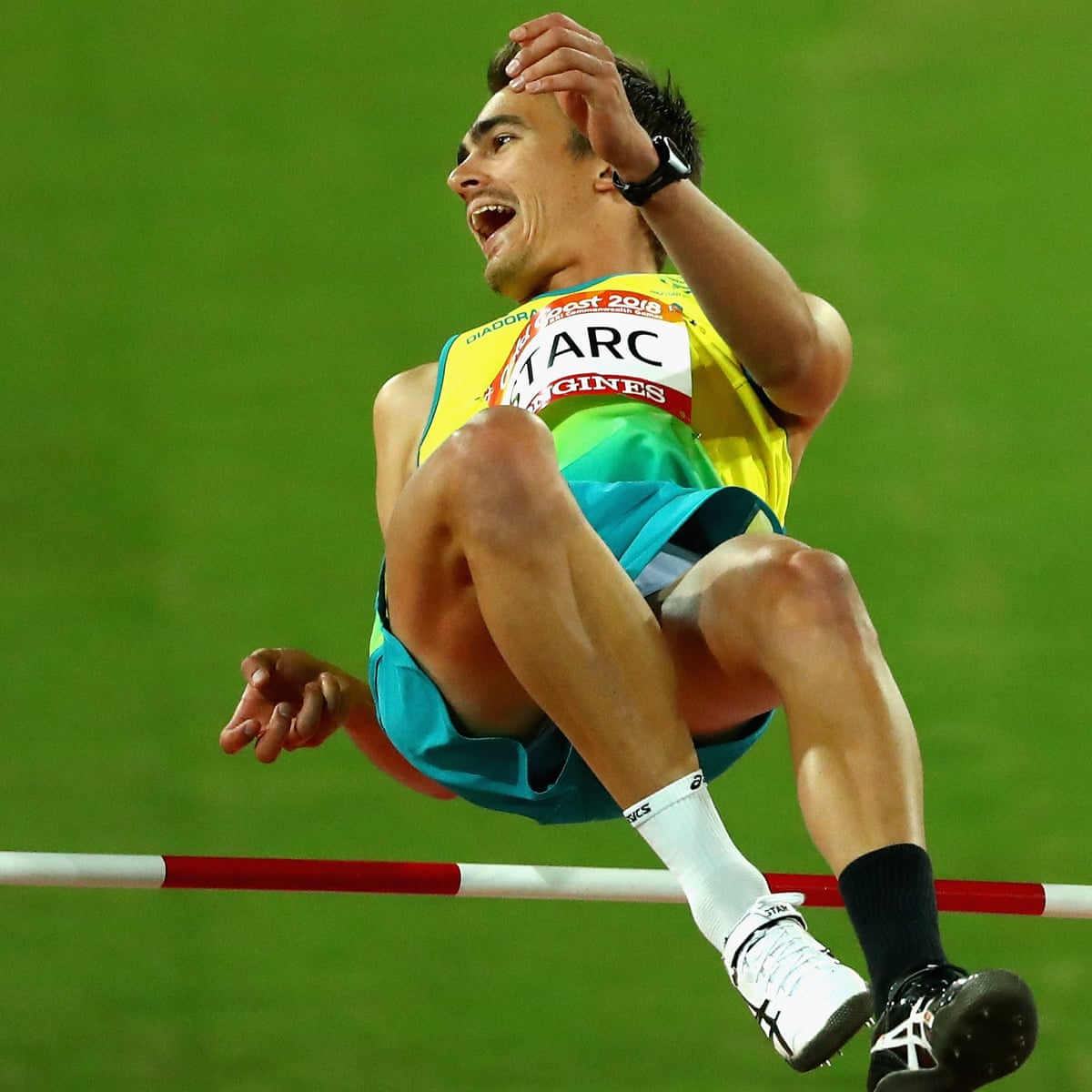 Unexpected High Jump And Javelin Successes Boost Golden Day For Australia Sport The Guardian