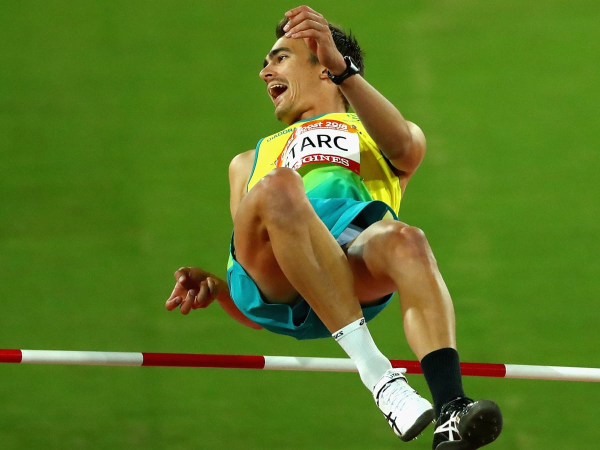 Unexpected High Jump And Javelin Successes Boost Golden Day For Australia Commonwealth Games 2018 The Guardian
