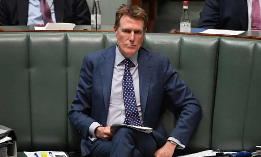 Former attorney general and former industry minister Christian Porter resigned from the frontbench over an anonymous donation from a blind trust.